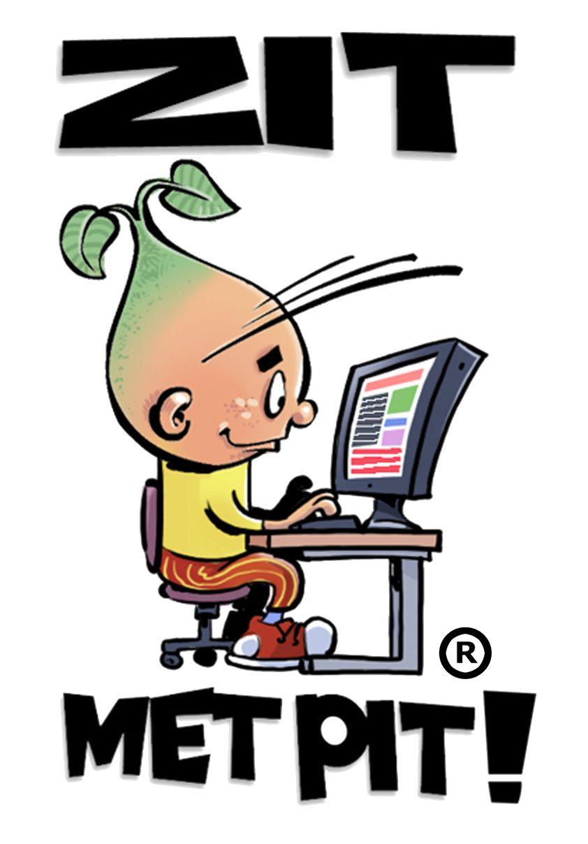 Logo Zit Met Pit